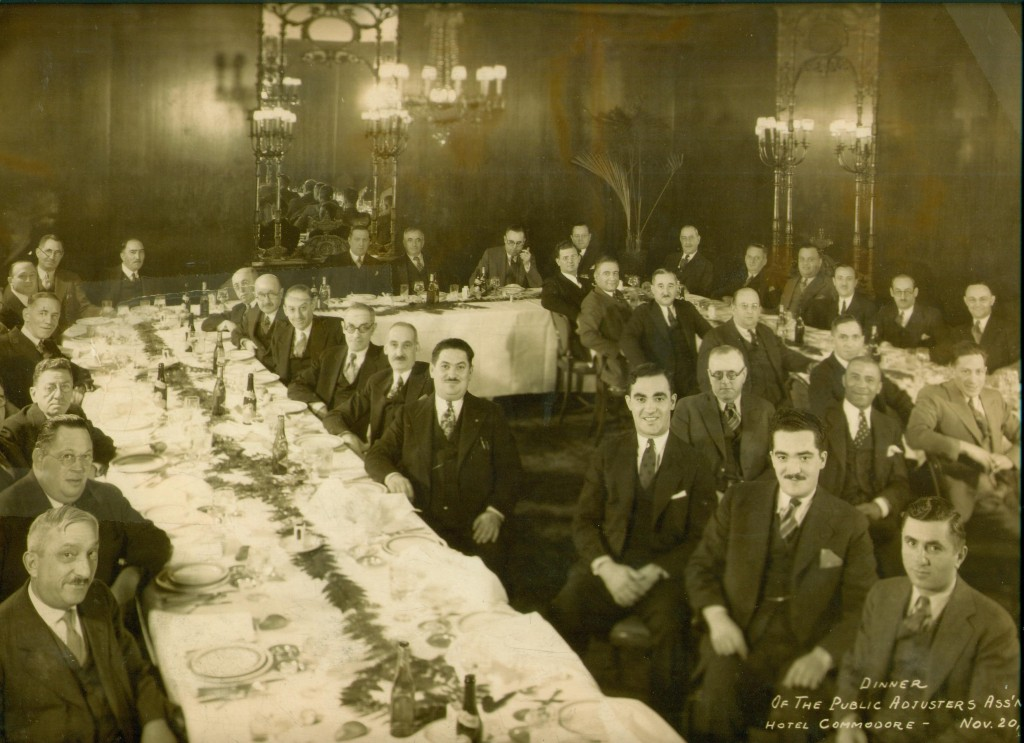 NYPAA Meeting November 30th, 1930